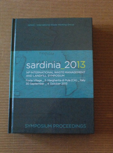 Sardinia 2013 <br/>14th International Waste Management and Landfill Symposium (Book+CD)