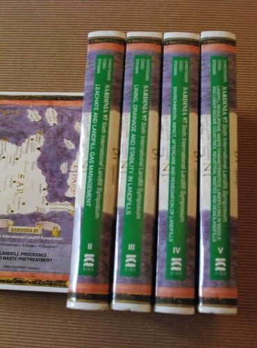 Sardinia 1997 </br> 6th International Waste Management and Landfill Symposium (5 volumes)