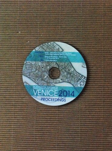 Venice 2014 <br/> 5th International Symposium on Biomass and Waste (CD)
