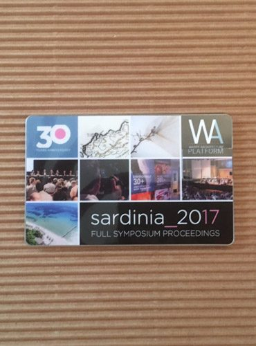 Sardinia 2017 <br/> 16th International Waste Management and Landfill Symposium (USB card)