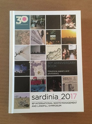Sardinia Symposium – 30th Anniversary Book